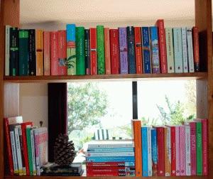 Apartmentbibliothek