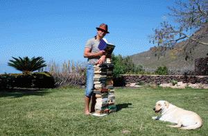 Lesen auf der Casa Alta3