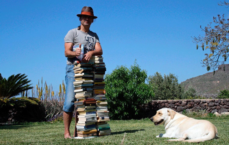 Lesen auf der Casa Alta4