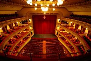 Theaterinnenansicht